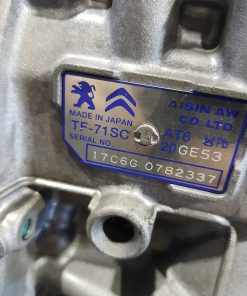 boite automatique at6 peugeot 5008 thp 1