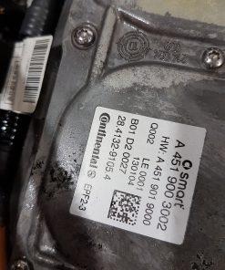 moteur smart electrique fortwo 5